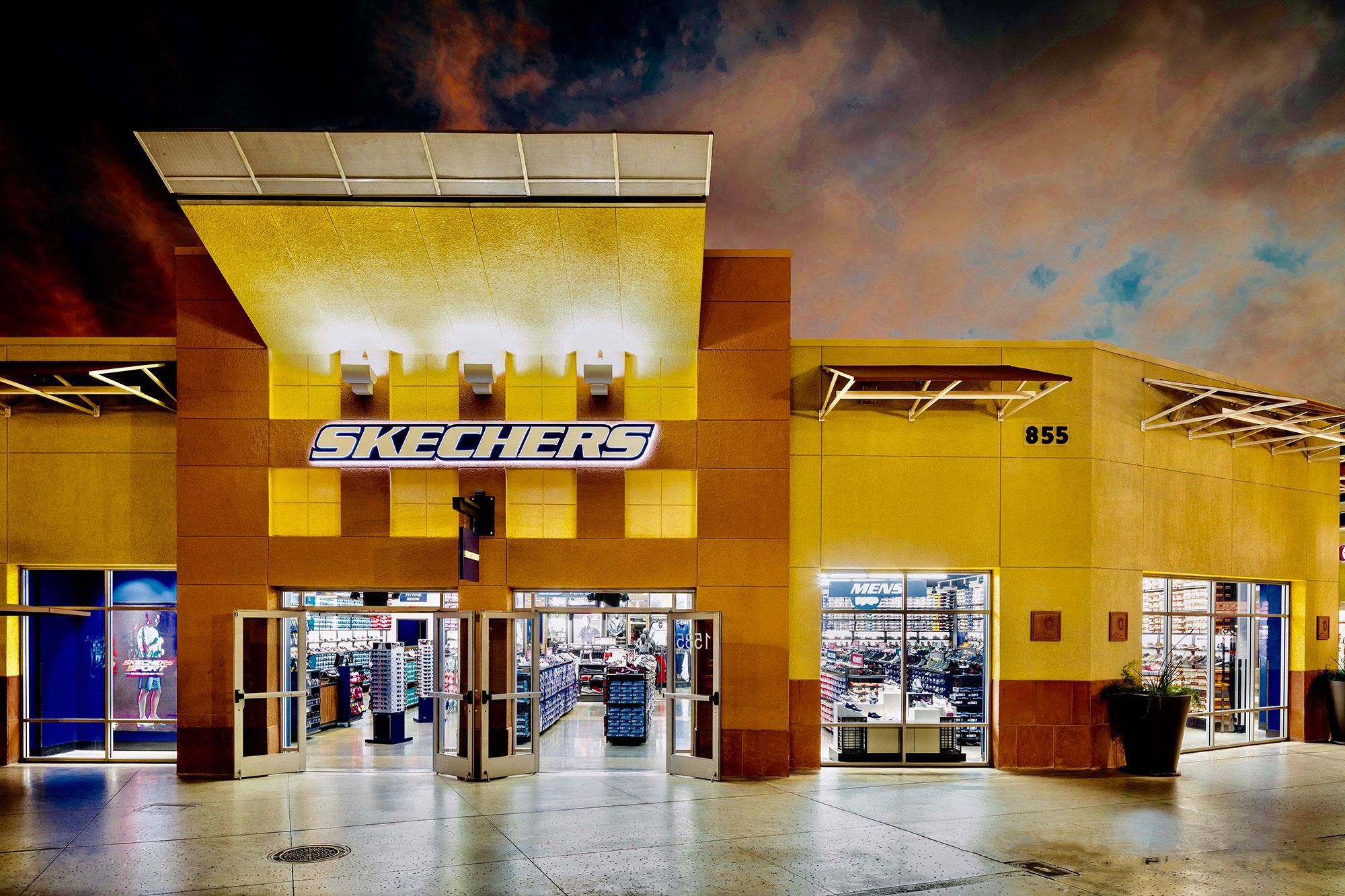 nearest skechers store to me