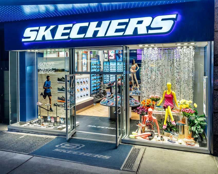 Contrapartida Extensamente Inferir  Skechers Shoe Outlet on Hutchinson River Pkwy, Bronx NY